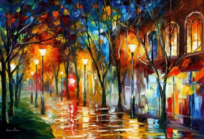 Leonid Afremov - Chill Energy