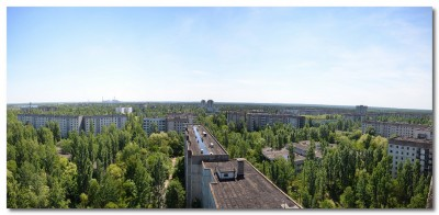 Pripyat, photographie de Sectionate