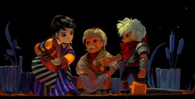 Artwork de Bastion