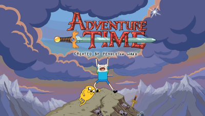 Adventure Time - Logo