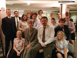 The Office UK - Cast