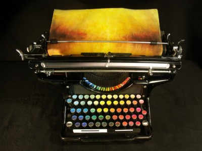 Tyree Callahan - Chromatic Typewriter II